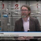 Cerveza de Monesterio en TVE