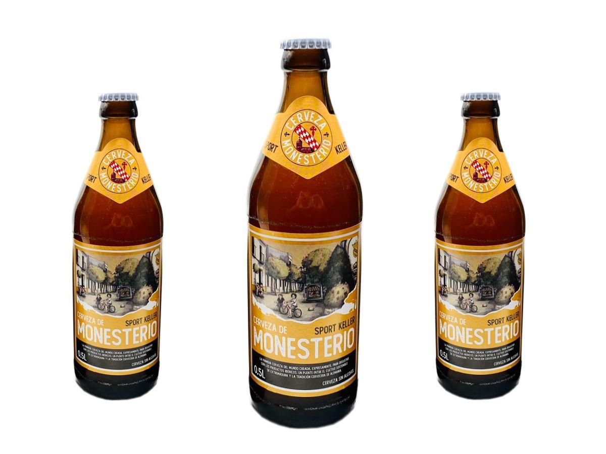 Cerveza de Monesterio. Sport Keller (0,5L)
