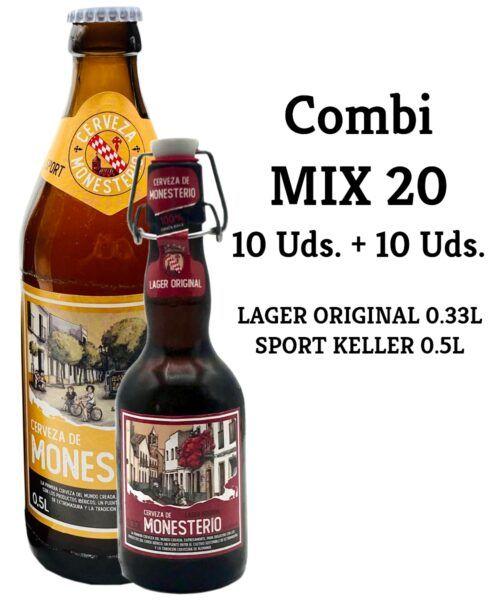 combi mix 20